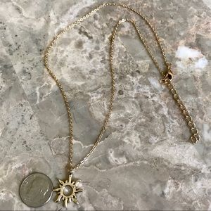 Jewelry - 4 for $25 Good Vibes sun necklace